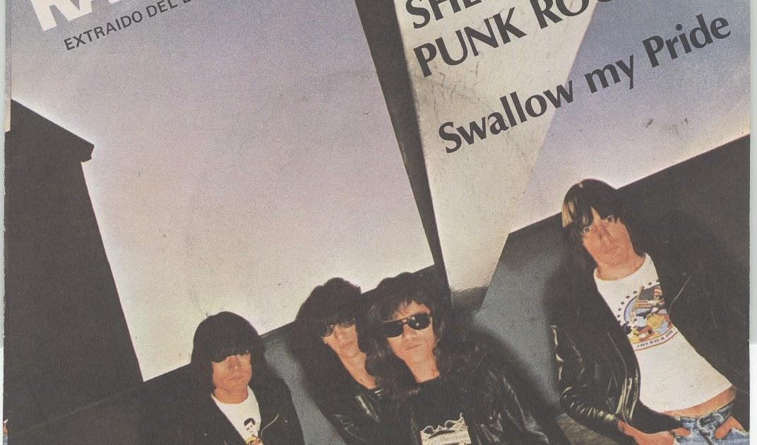 Ramones Sheena Is A Punk Rocker