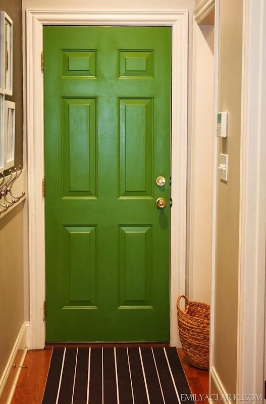 Marta decoycina de puertas para adentro - Pintar puertas interiores ...