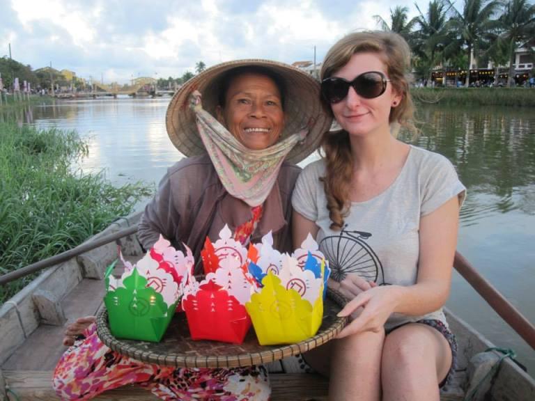 travelling in vietnam