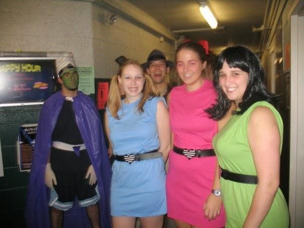 The Crafty German T Shirt Costume Tuesday 3 The Powerpuff Girls