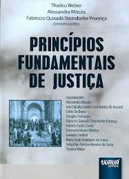 Nosso novo livro em coautoria: Princípios Fundamentais de Justiça