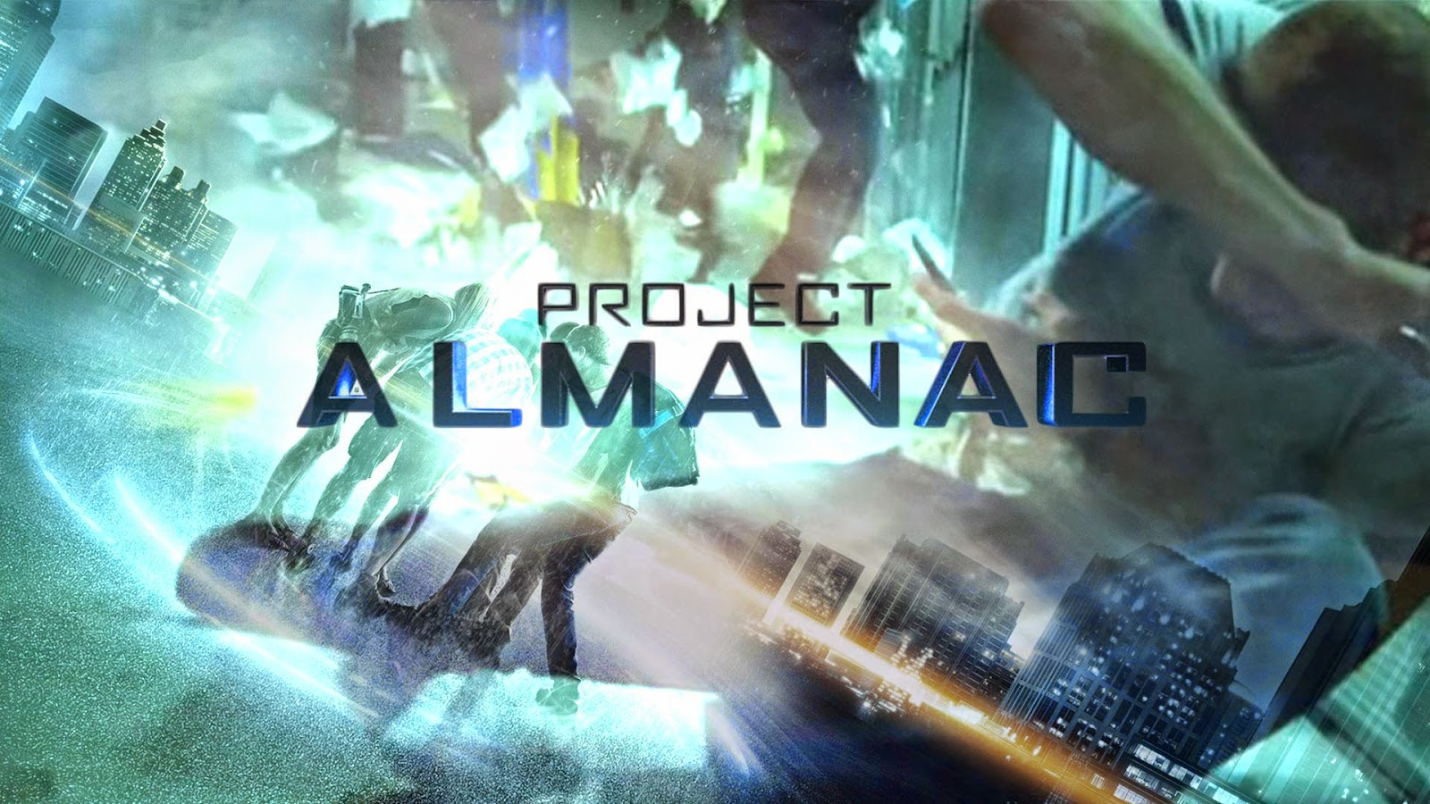 HD Project Almanac photos screen shots poster