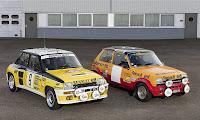 Efsane otomobil Renault 5 parkurlara dönüyor