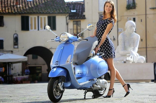 Vespa Primavera - xe ga Vespa doanh số tốt nhất