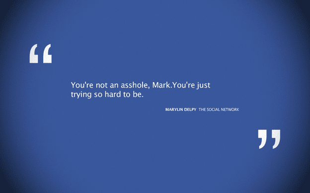 8 Best The Social Network Movie Quotes | Wallpapers ...
