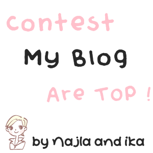 Contest My Blog Are Top