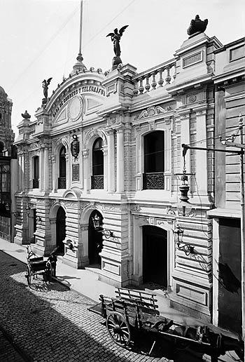 Per siglo xix casa de correos Casa del correo