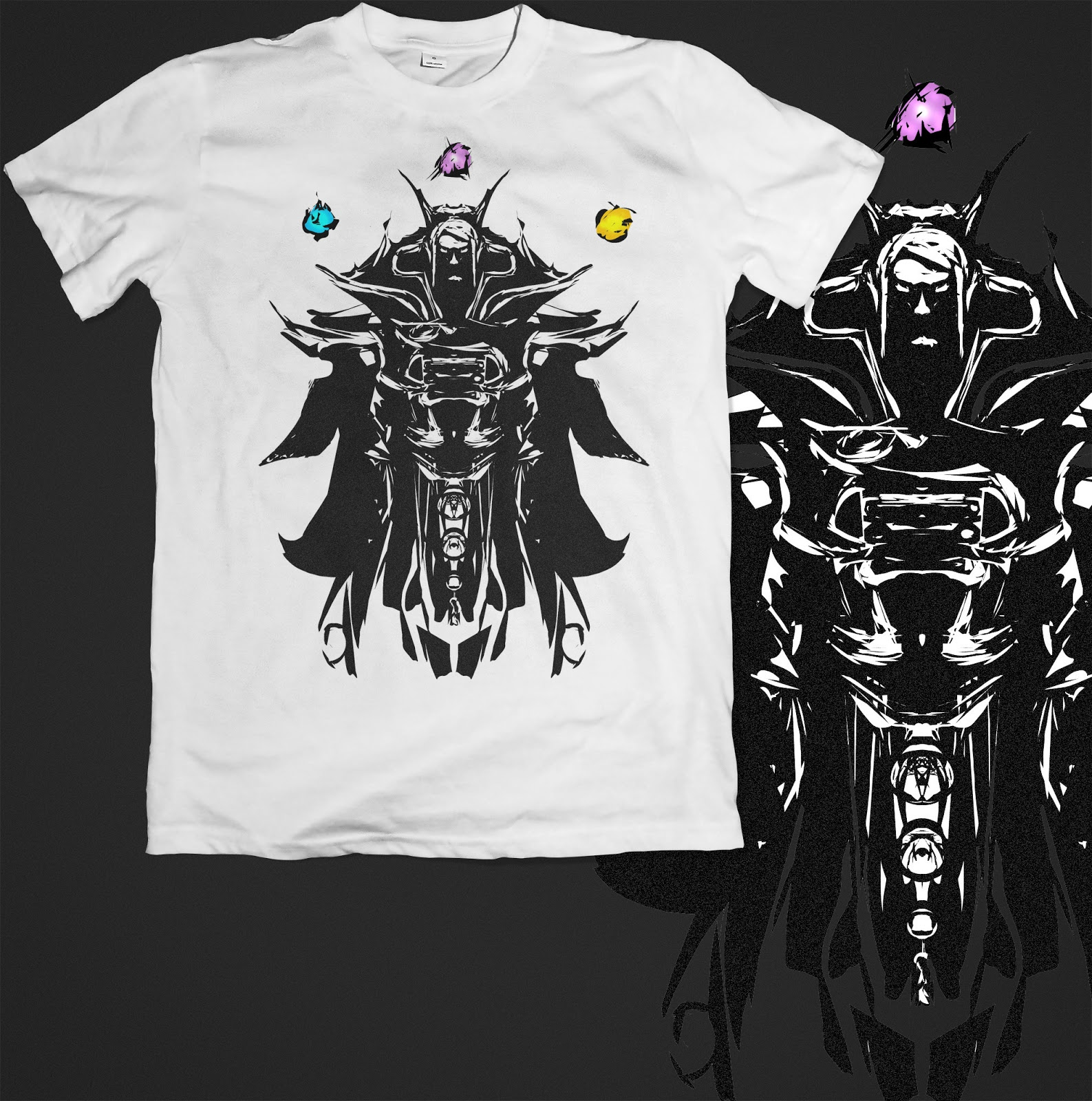Dota 2 tshirt design - Top 10 Dota T Shirt Designs