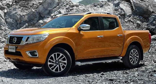 The New Pick-up Nissan Navara