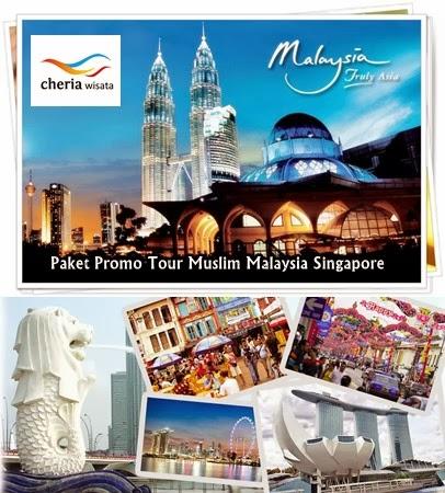 Paket Promo Tour Wisata Muslim Malaysia Singapore