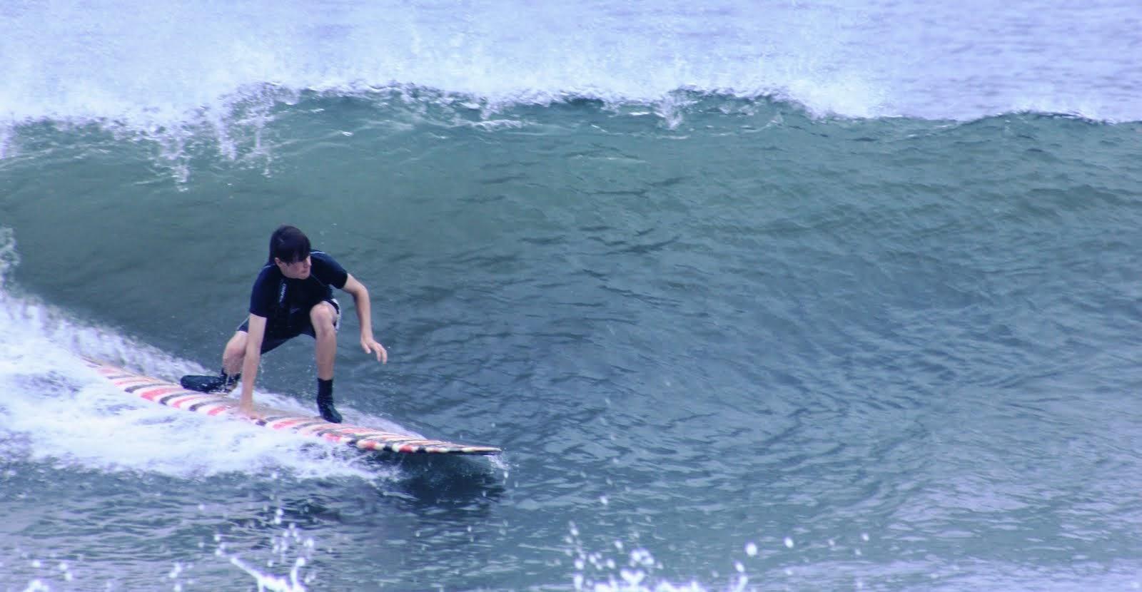 Medewi surf bali