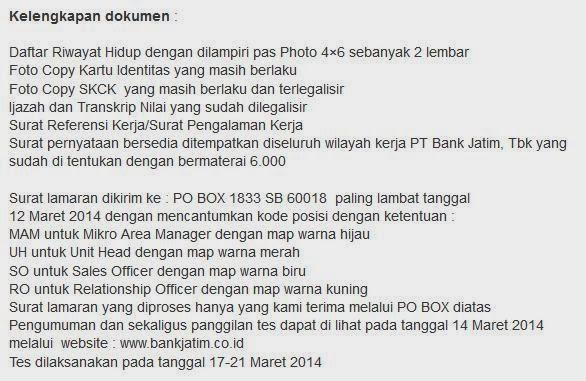 info-lowongan-kerja-kediri-bank-jatim-terbaru-2014