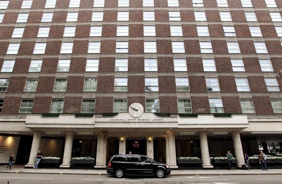 Accomadation In The World Hotel Hyatt Regency London