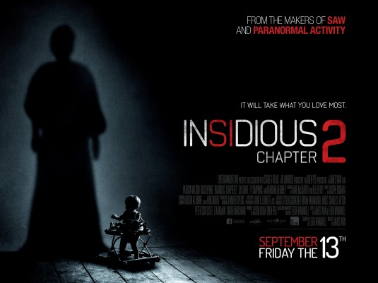 Insidious: Chapter 2 Movie
