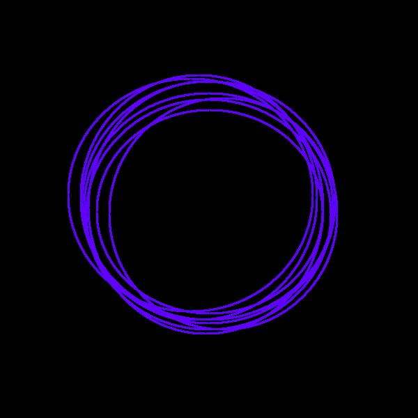 Purple Butterfly Ring