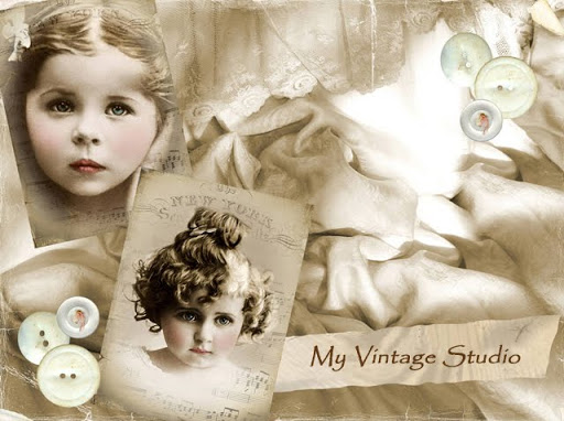 My Vintage Studio