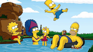 simpsons all season