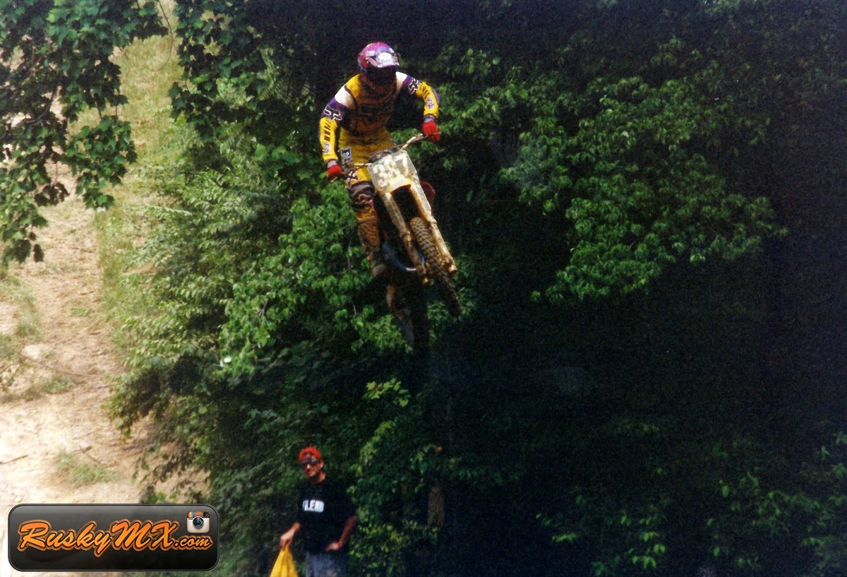 Mike Metzger Budds Creek 1996