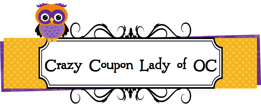 Crazy Coupon Lady of OC