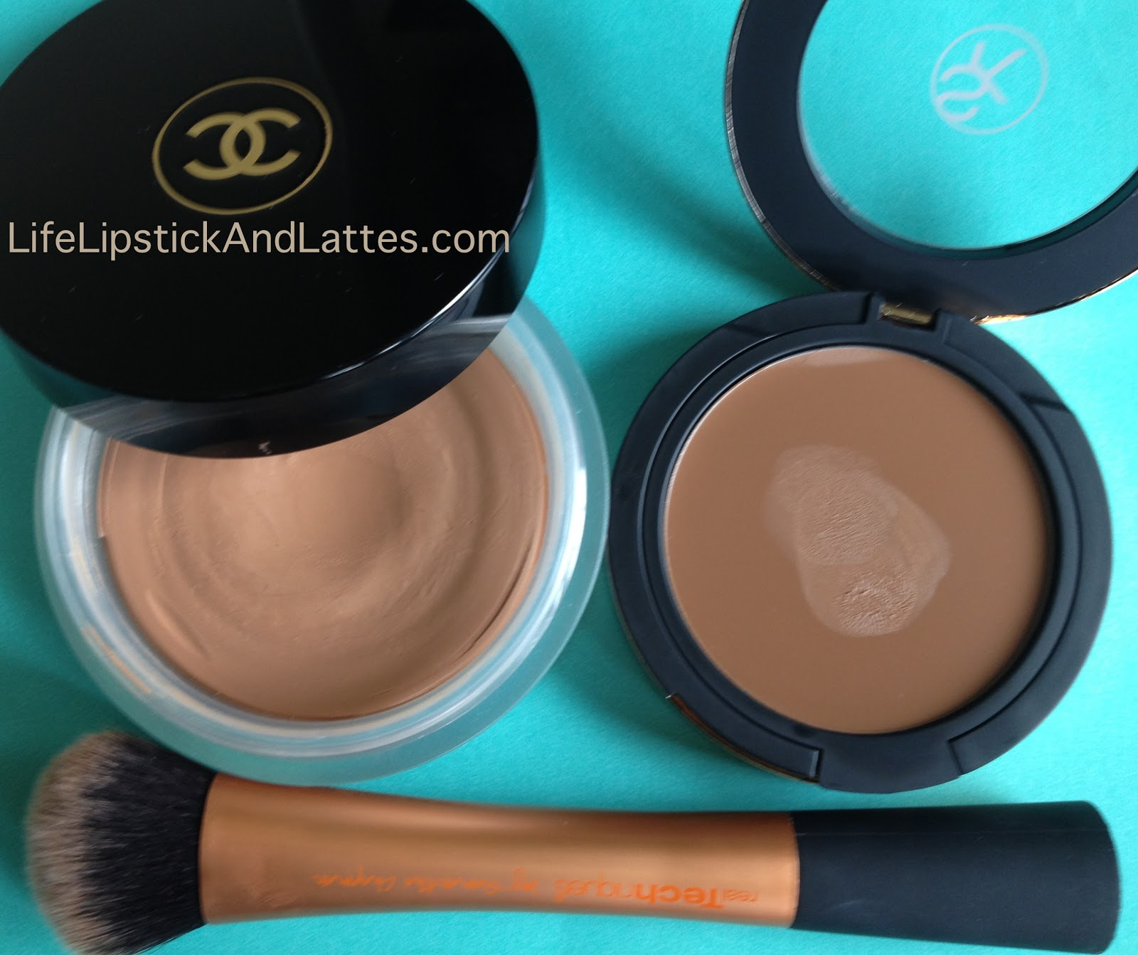 life lipstick and lattes splurge or save chanel vs sonia kashuk creme bronzers. Black Bedroom Furniture Sets. Home Design Ideas