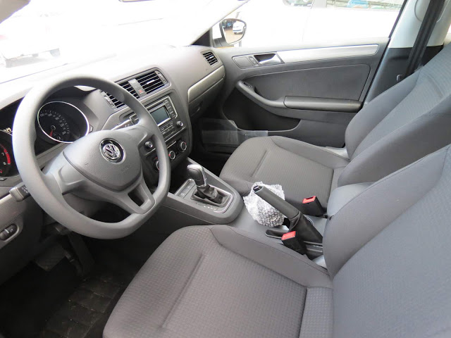 carro Jetta 2005 - interior