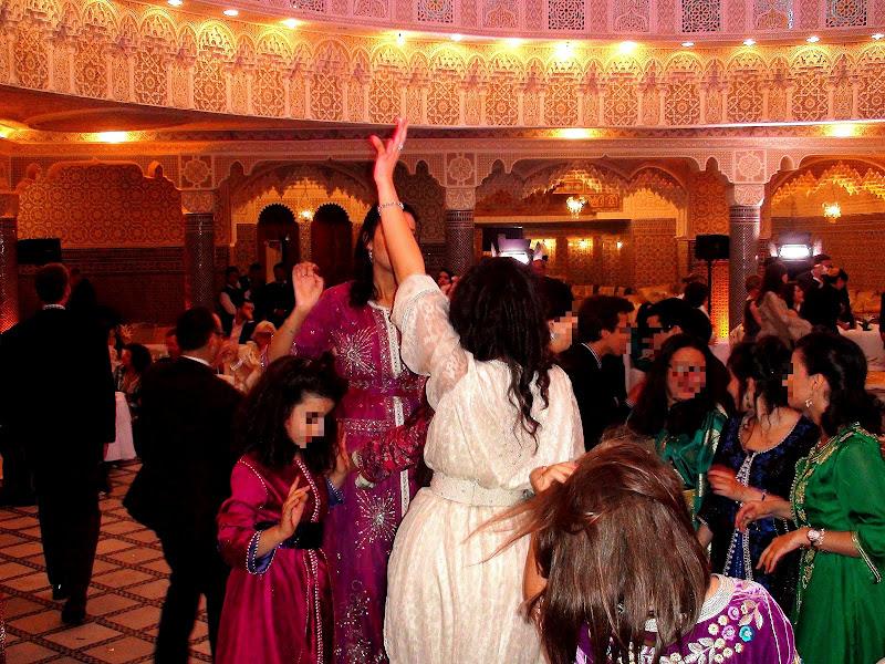 moroccan wedding party