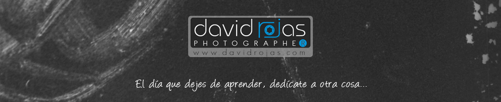 David Rojas, fotógrafo