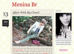 Affair with Menina Br