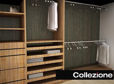 Diva hogar los accesorios para el closet for Closet con zapatera