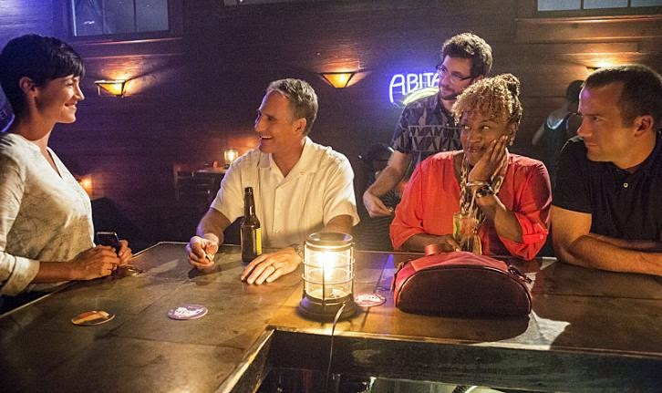 NCIS: New Orleans - Episode 1.01 - Musician Heal Thyself - Promotional Photos