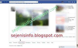 create a fans page facebook
