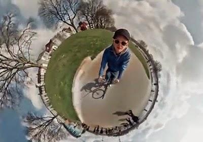 YouTube ya tiene soporte para videos en 360 grados