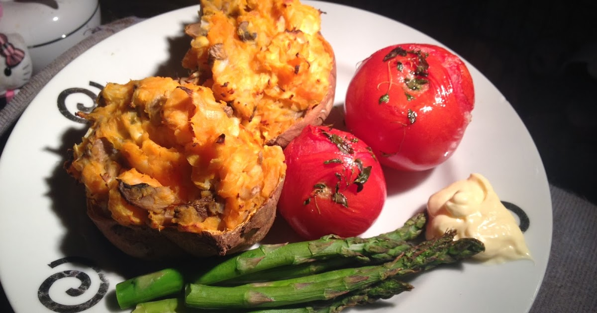 Stuffed Spuds and Stepping Stones