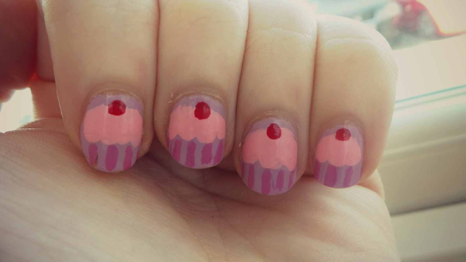 cute simple nail art ideas