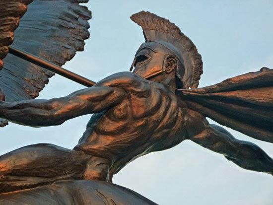 Parachute Regiment memorial, Airborne Memorial, Pegasus, Remembrance Day
