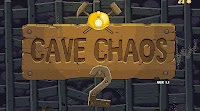 Cave Chaos 2 walkthrough.