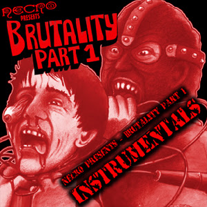 Necro – Brutality Part 1 Instrumentals (CD) (2005) (VBR)