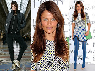 Helena Christensen Height And Weight