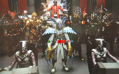 New Batch of Super Hero Taisen Film Scans