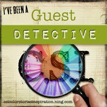 Guest Detective CSI Nov 2012