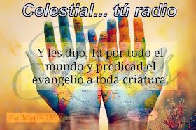 """""""Celestial...tú radio"""""""