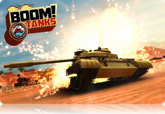 Boom Tanks 1.0.33 Apk+Data Full Android Games