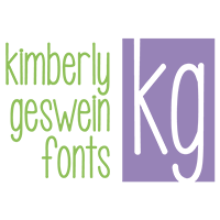 Fonts courtesy of