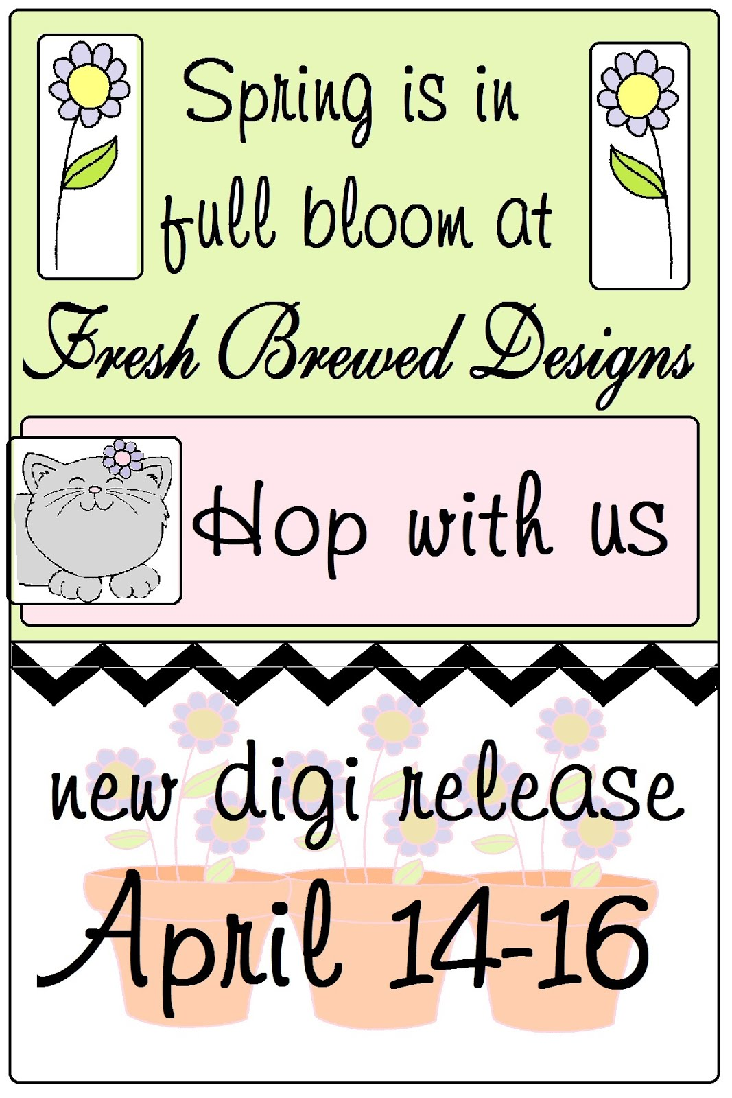 Blog hop Fresh Brewed