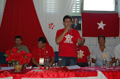 Encontro Regional do PT em Rio do Pires