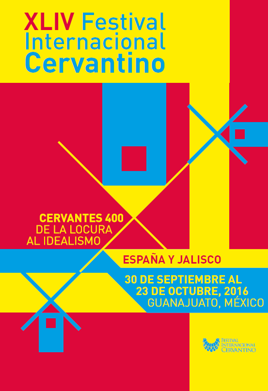 44 Festival Internacional Cervantino 2016