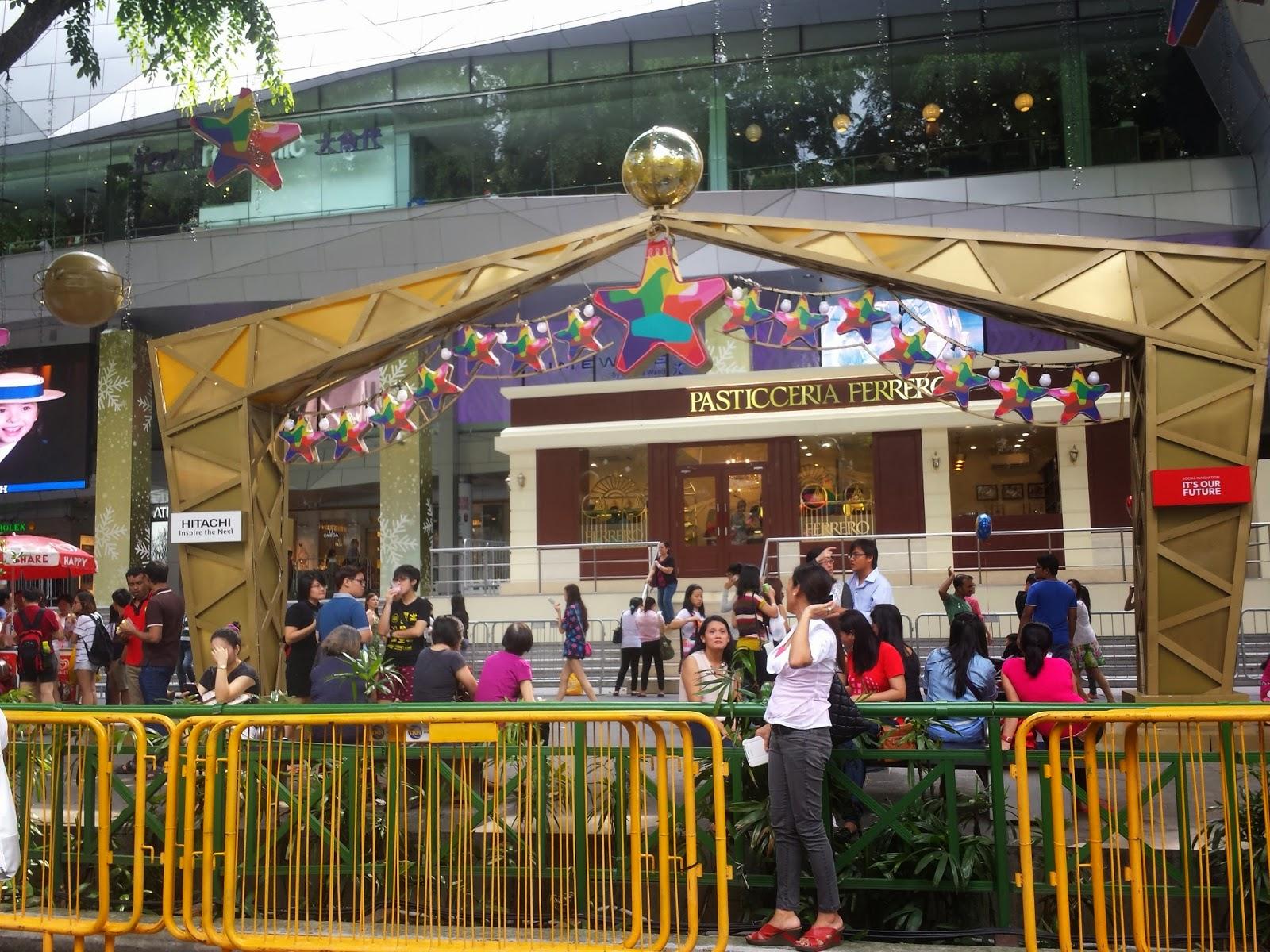 christmas day singapore