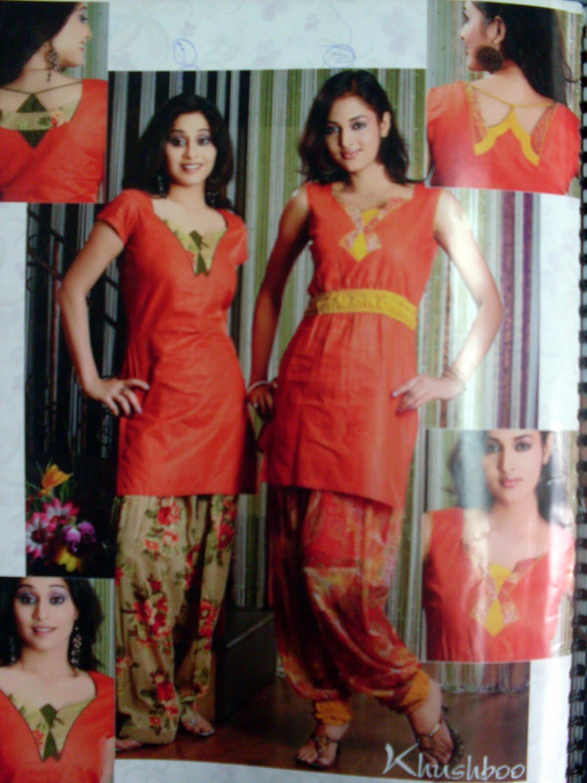 designer salwar kameez latest blouse design photo of salwar kameez ...
