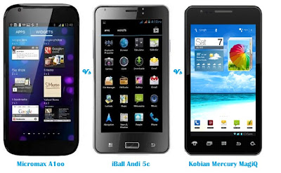 Cheap and Best Android Mobiles
