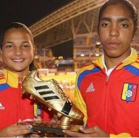 Goleadoras del Mundial 2014